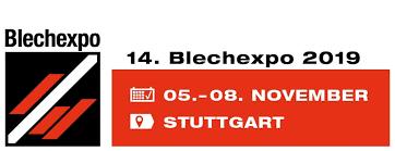 Logo BlechExpo 2019